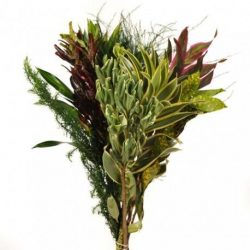 Tropical Foliage Bouquet