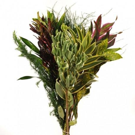 Tropical Foliage Bouquet