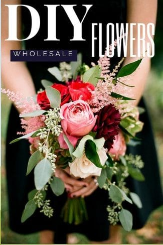 wholesale bulk flowers