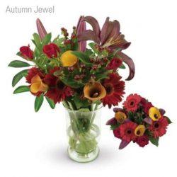 Autumn Jewel Bouquet