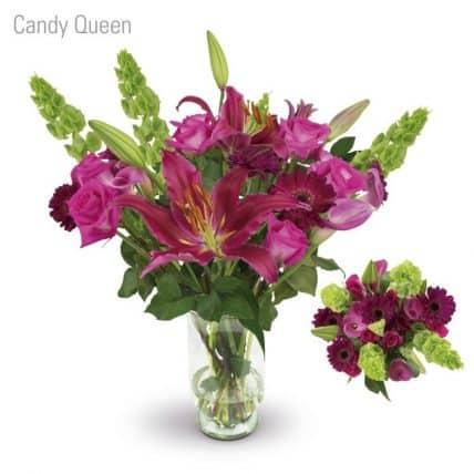 Candy Queen Flower Bouquet