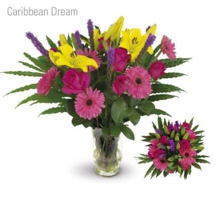 Caribbean Dream Flower Bouquet
