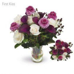 First Kiss Flower Bouquet