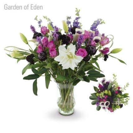 Garden of Eden Flower Bouquet
