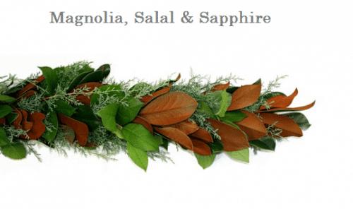 Magnola-Salal-Sapphire-wedding-garland