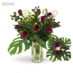Nightlife Flower Bouquet