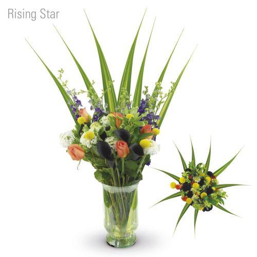 Rising Star Flower Bouquet