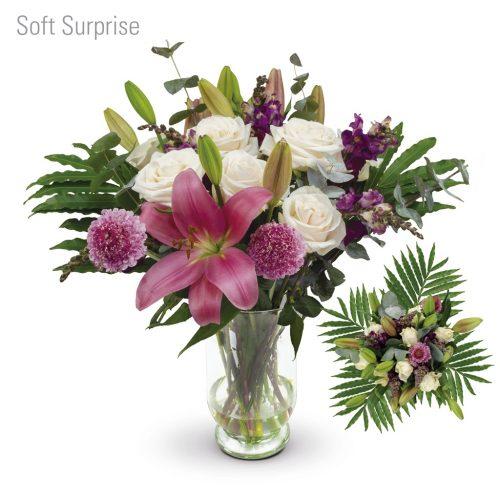 Soft Surprise Flower Bouquet
