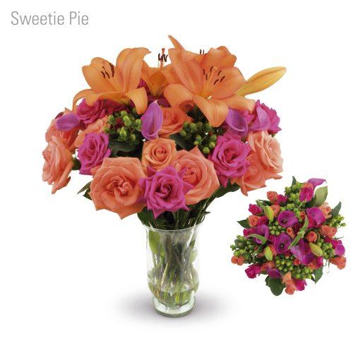 Sweetie Pie Flower Bouquet