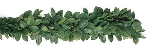 salal-wedding-garland