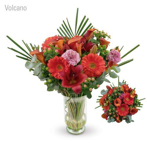 Volcano Flower Bouquet