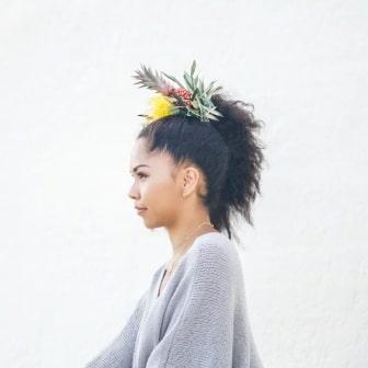 pineapple-flower-crown