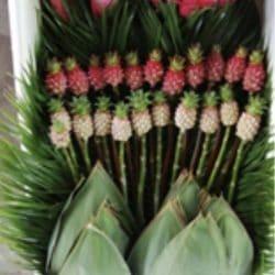 tropical flower mix box